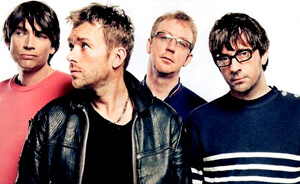 BLUR-EN-CHILE