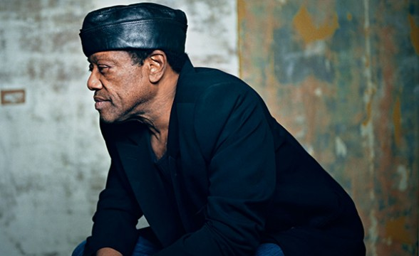 Murió Bobby Womack