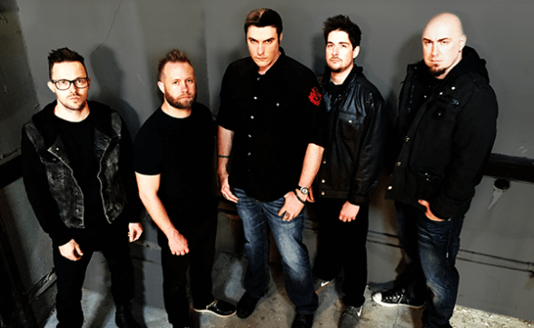 "Nuevo video de Breaking Benjamin: ""Ashes Of Eden"""