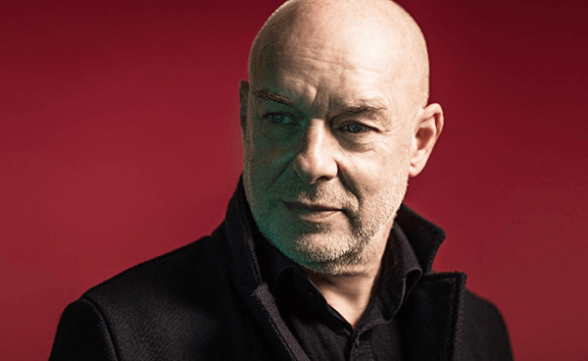 "Brian Eno anuncia nuevo disco: ""Reflection"""