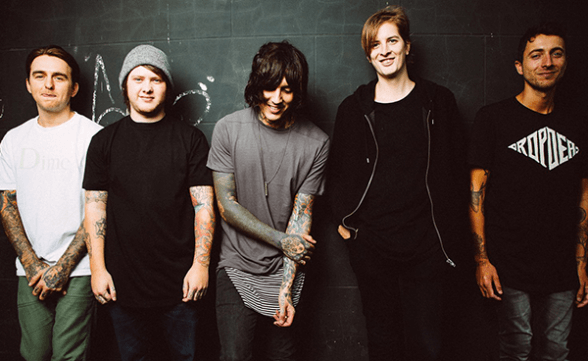 "Nuevo video de Bring Me The Horizon: ""Avalanche"""