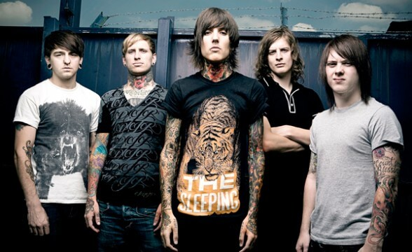 "Nuevo video de Bring Me The Horizon: ""Drown"""
