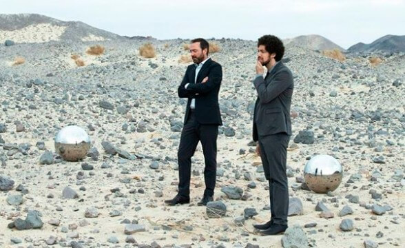 "Nuevo video de Broken Bells: ""Control"""