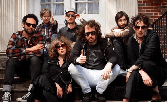 "Nuevo video de Broken Social Scene: ""Golden Facelift"""