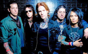 "Nuevo video de Buckcherry: ""Wrath"""