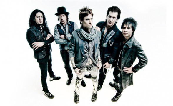 "Nuevo video de Buckcherry: ""Dreamin' Of You"""