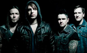 "Bullet For My Valentine muestra el video de su tema ""P.O.W."""