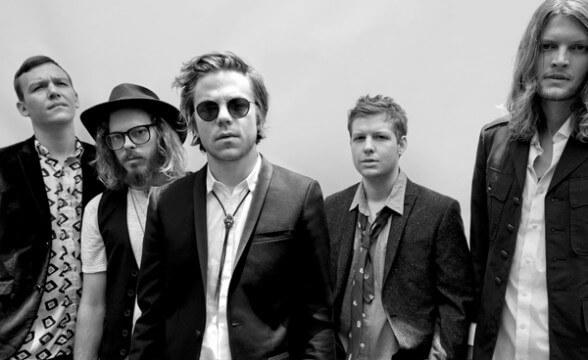 "Nuevo video de Cage The Elephant: ""Cigarette Daydreams"""