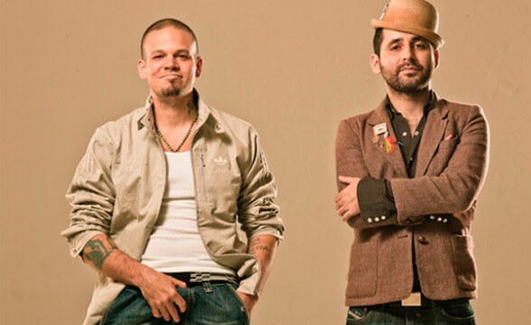 Confirmado: Calle 13 regresa a Chile en marzo de 2014