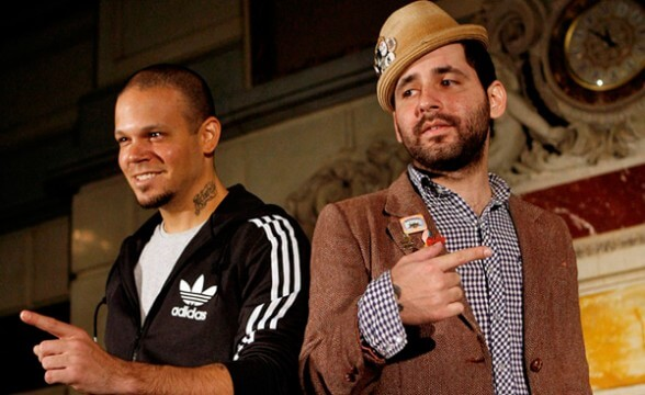 "Nuevo video de Calle 13 con Julian Assange y Tom Morello: ""Multi_viral"""
