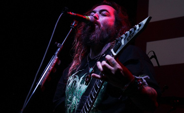 CAVALERA CONSPIRACY CHILE 2014 FRONTAL