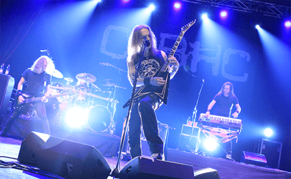 CHILDREN OF BODOM CHILE 2016 REVIEW