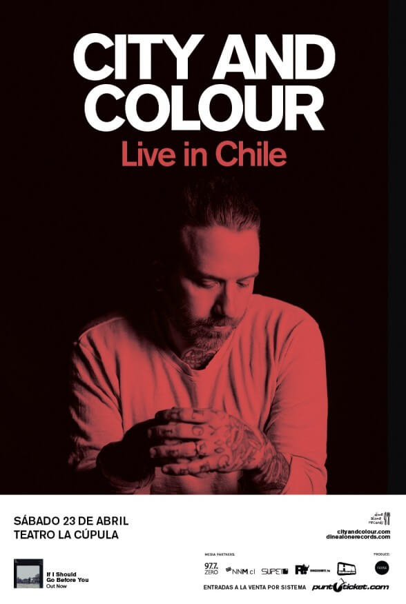 CITY AND COLOUR CHILE 2016