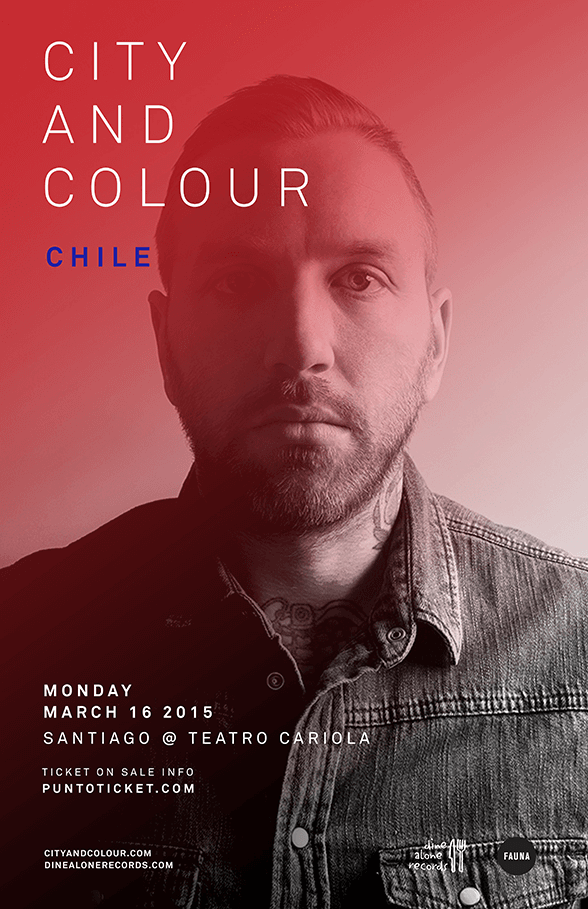 CITY AND COLOUR CHILE