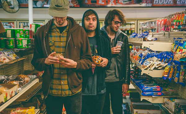 Set completo de Cloud Nothings en el Pitchfork Music Festival 2014