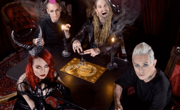 "Nuevo lyric video de Coal Chamber con Al Jourgensen: ""Suffer In Silence"""