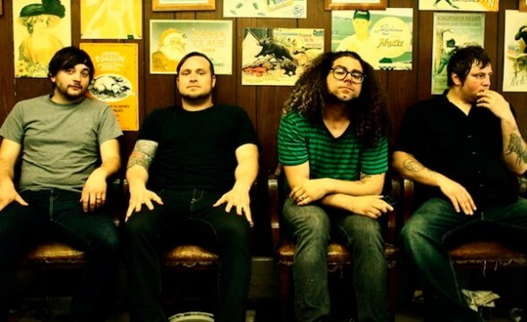 Coheed And Cambria se presentó en Guitar Center Sessions
