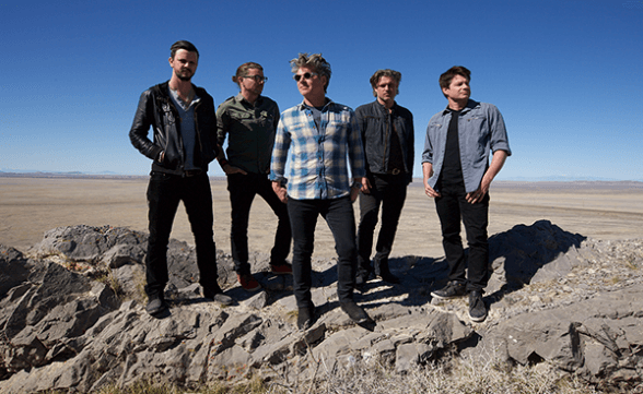 Collective Soul agenda su debut en Chile