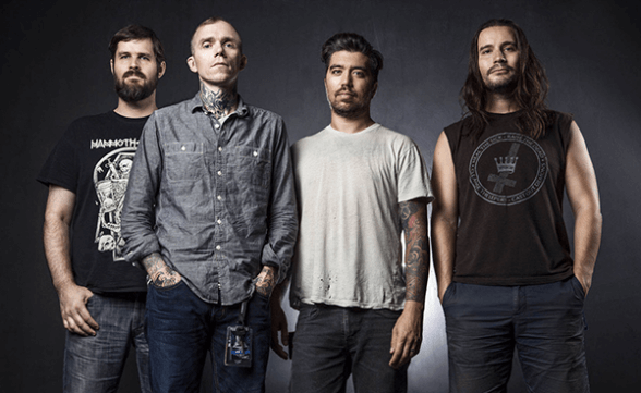 "Converge publica dos nuevas canciones: ""I Can Tell You About Pain"" y ""Eve"""