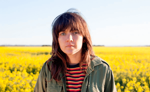 "Registro en vivo de Courtney Barnett para La Blogothèque: ""Depreston"""