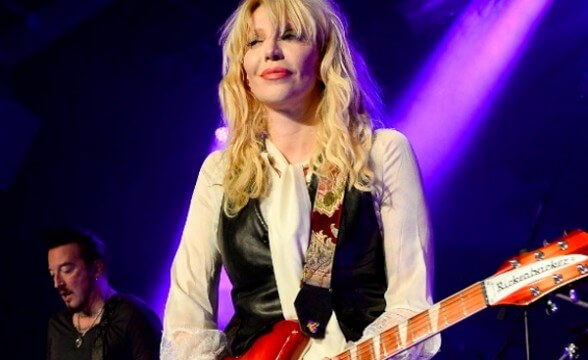 Courtney Love desbarata planes de reunión de Hole