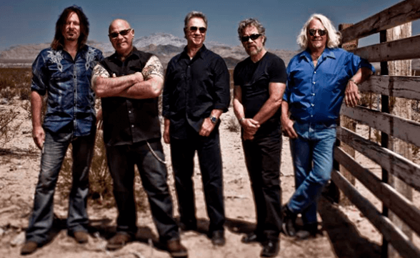 Creedence Clearwater Revisited anuncia dos shows en Santiago