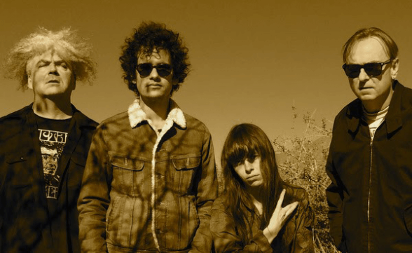 Miembros de Melvins, Le Butcherettes y At The Drive-In forman la banda Crystal Fairy y estrenan canción