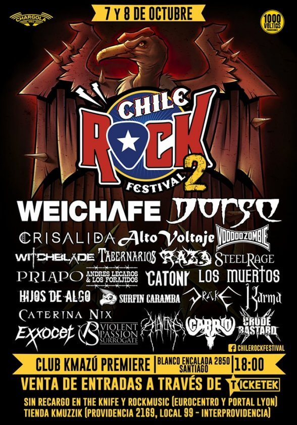 Chile Rock Afiche final