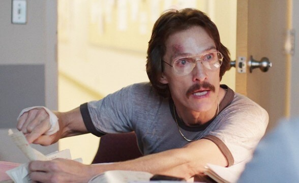 "Gana entradas dobles para la película ""Dallas Buyers Club"""