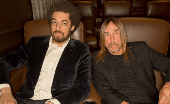 "Iggy Pop y Danger Mouse realizan tema central de la película ""Gold"""
