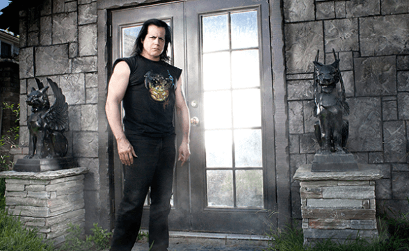 "Streaming del nuevo disco de Danzig: ""Black Laden Crown"""