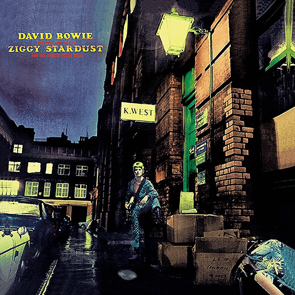 """El Álbum Esencial: """"The Rise And Fall Of Ziggy Stardust And The Spiders From Mars"""" de David Bowie"""