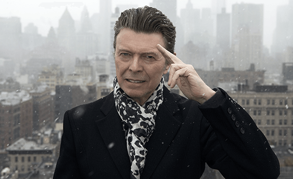 "Nuevo lyric video de David Bowie: ""I Can't Give Everything Away"""