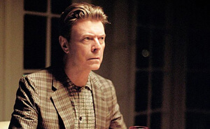 "Remix de James Murphy para ""Love Is Lost"" de David Bowie"