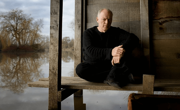 "Nuevo video de David Gilmour: ""Today"""