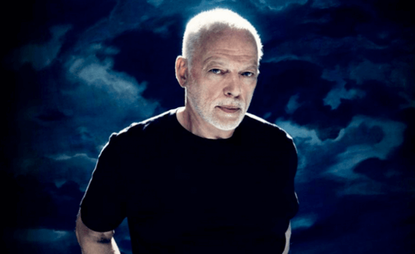"David Gilmour tocó ""Wish You Were Here"" y ""Rattle That Lock"" en Kimmel"