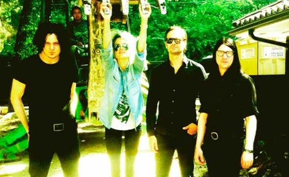 "Nueva canción de The Dead Weather: ""Open Up (That's Enough)"""