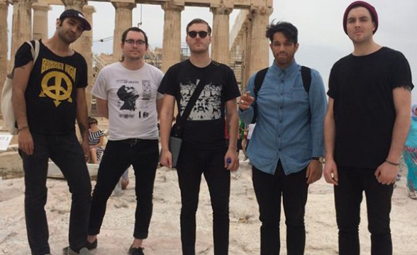 "Nueva canción de Deafheaven en vivo: ""From The Kettle Onto The Coil"""