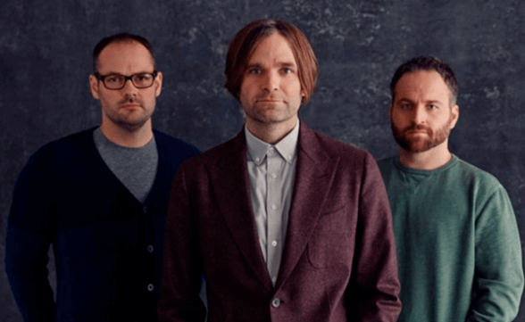"Death Cab For Cutie tocó su nueva canción, ""Black Sun"", en Letterman"
