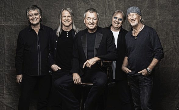 Anuncian Solid Rock, evento con Deep Purple y Lynyrd Skynyrd en Movistar Arena