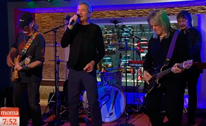 Mira a Deep Purple tocando en la TV alemana