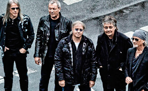 Deep Purple lanza su primer video en 20 aos, &#8220;Vincent Price&#8221;