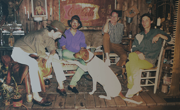 "Nuevo video de Deerhunter: ""Breaker"""