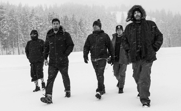 "Streaming del nuevo disco de Deftones: ""Gore"""