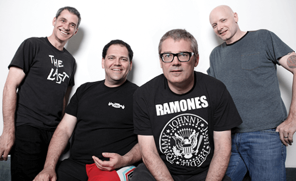 "Streaming del nuevo disco de Descendents: ""Hypercaffium Spazzinate"""
