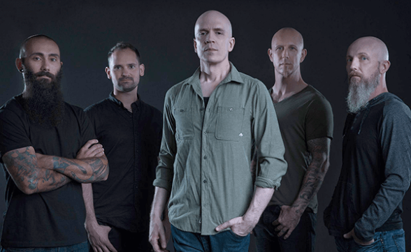"Streaming del nuevo disco de Devin Townsend Project: ""Transcendence"""