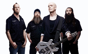 Devin Townsend Project es el nuevo confirmado para The Metal Fest 2013