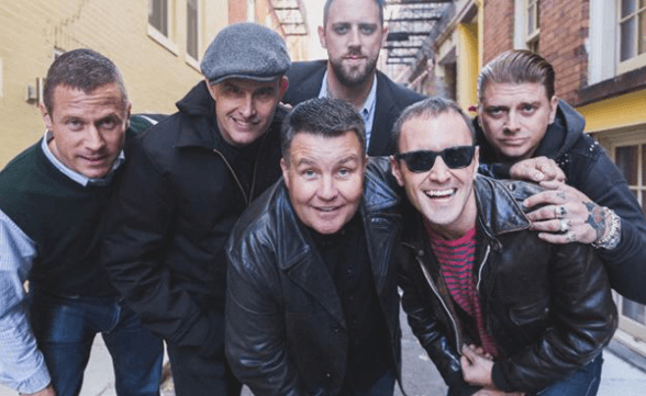 "Streaming del nuevo disco de Dropkick Murphys: ""11 Short Stories Of Pain & Glory"""