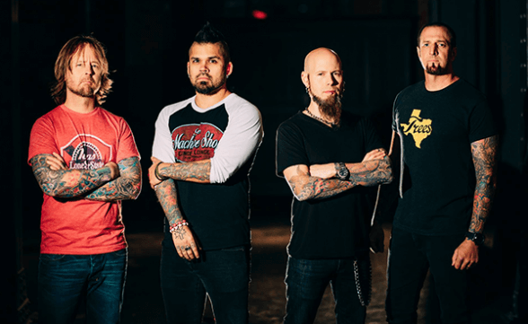 "Nuevo video de Drowning Pool: ""By The Blood"""