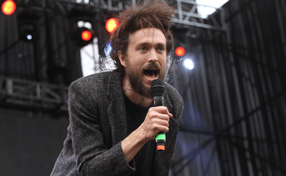Galería fotográfica de Edward Sharpe And The Magnetic Zeros @ Fauna Primavera (12/11/2016)